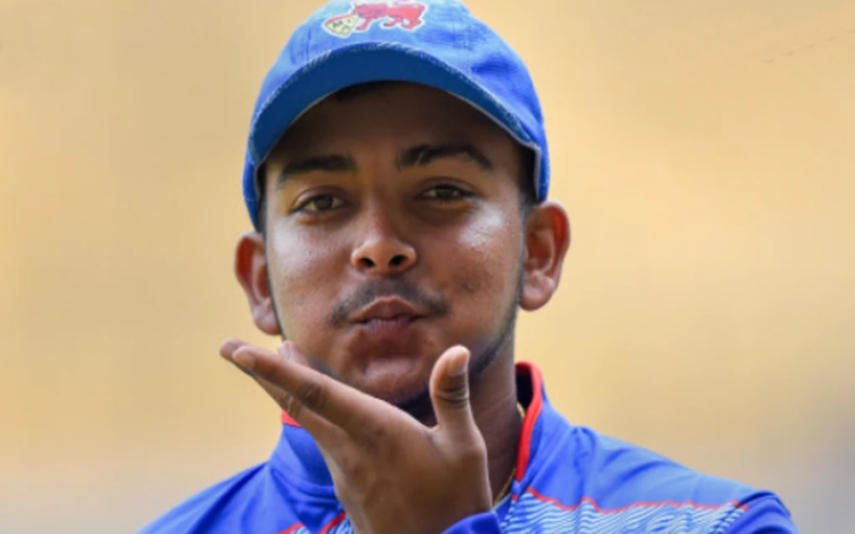 Cricket Image for Reason Behind Prithvi Shaw Not Picked For The Icc World Test Championship Final An