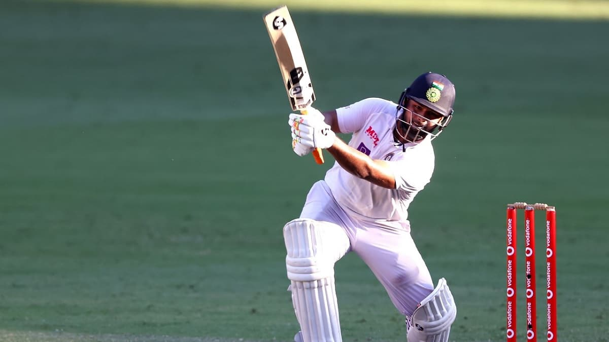 Cricket Image for RIshabh Pant Moves Up Three Places In ICC Test Rankings For Batsmen