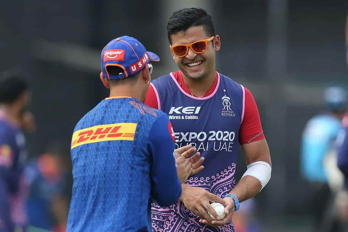 Cricket Image for 'Khatam, Tata, Bye-Bye': Riyan Parag's Tweet Goes Viral After IPL 2021 Gets Postpo