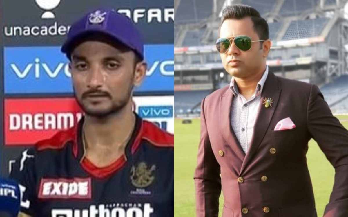 Cricket Image for 'हर्षल पटेल को 20वां ओवर देने से कांपेगी आरसीबी की टीम', हार के बाद आकाश चोपड़ा ने
