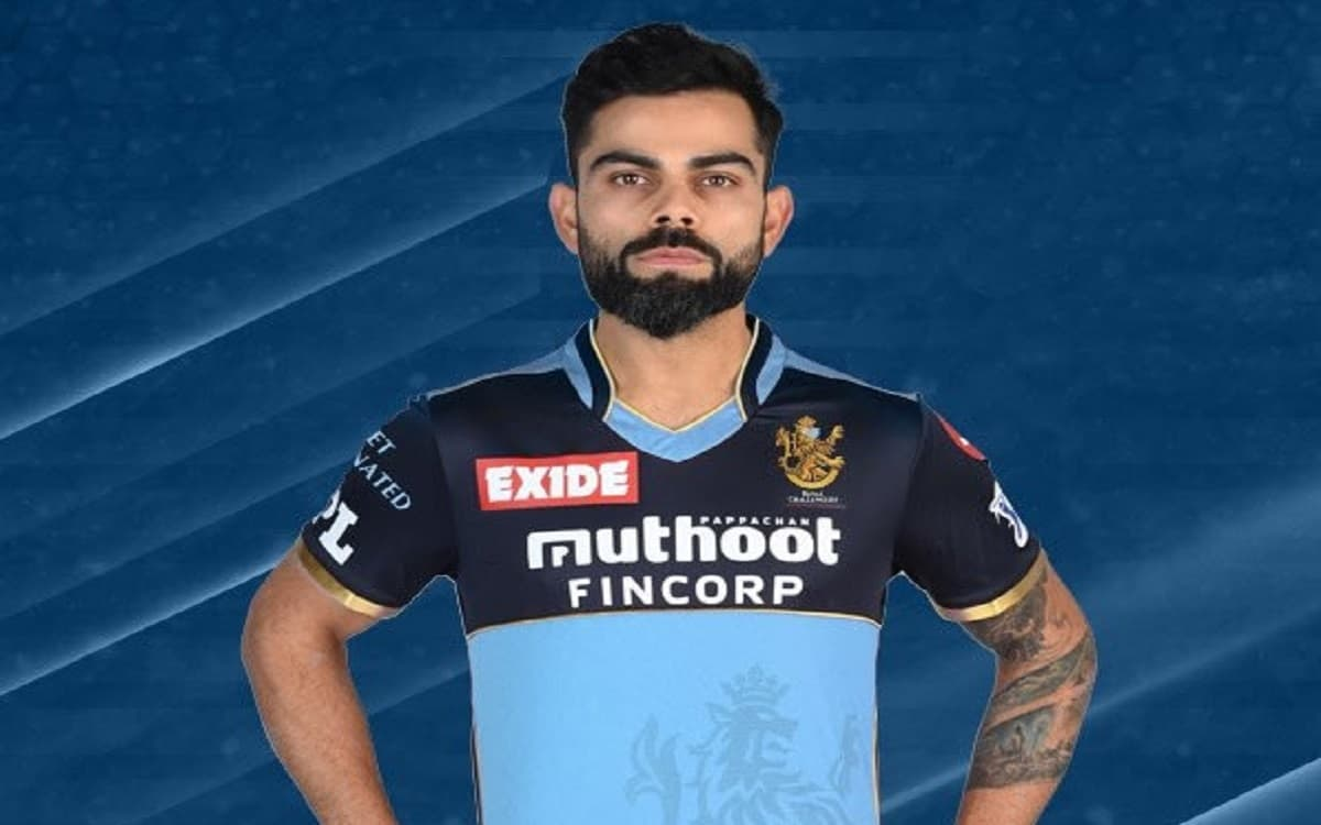 Cricket Image for IPL 2021: RCB To Wear Blue Kit To Show Solidarity With Frontline Workers