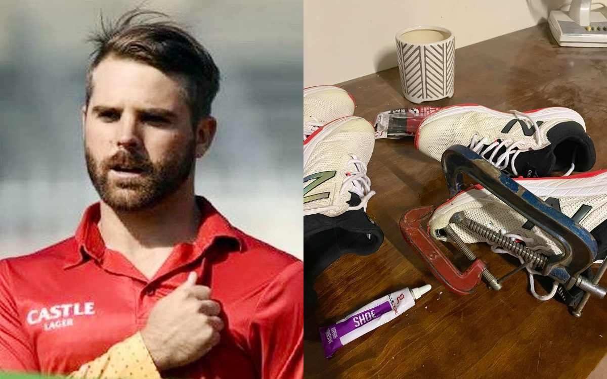 Cricket Image for Zimbabwe Cricketer Signed Up By Puma After Heartfelt Appeal
