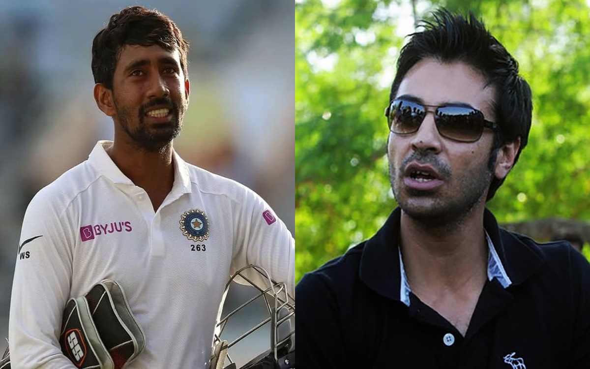 Cricket Image for  पंत की सराहना करने पर साहा के मुरीद हुए सलमान बट, बताया- सच्चा पेशेवराना अंदाज
