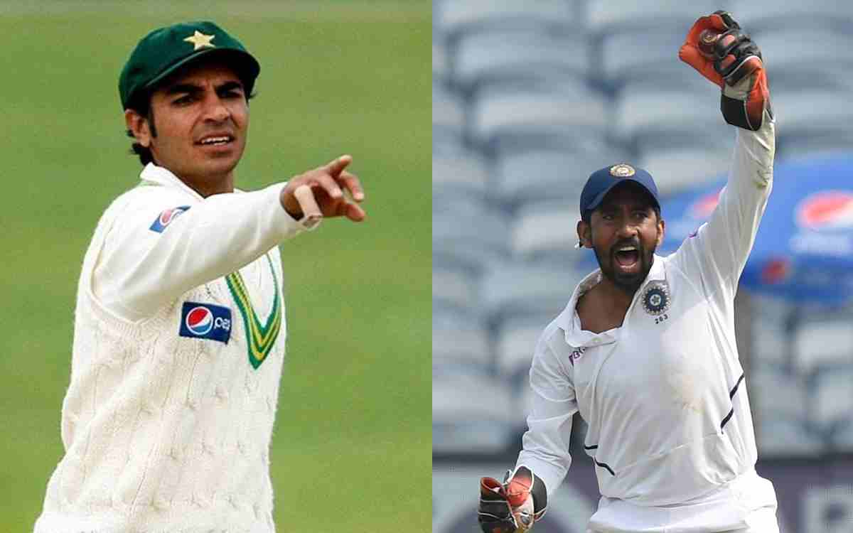 Cricket Image for Pak's Salman Butt Hails Wriddhiman Saha, Says 'Reflection Of The True Professional