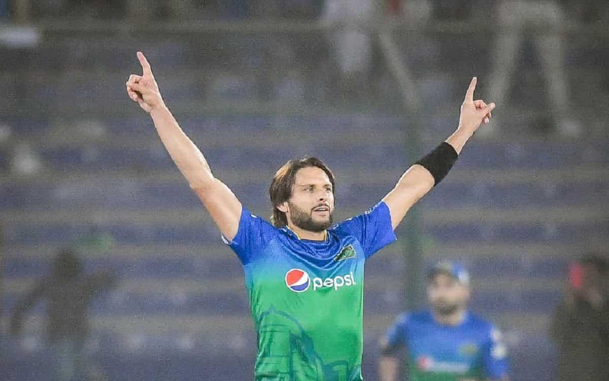 Cricket Image for Shahid Afridi Ruled Out Of Pakistan Super League's Abu Dhabi Leg