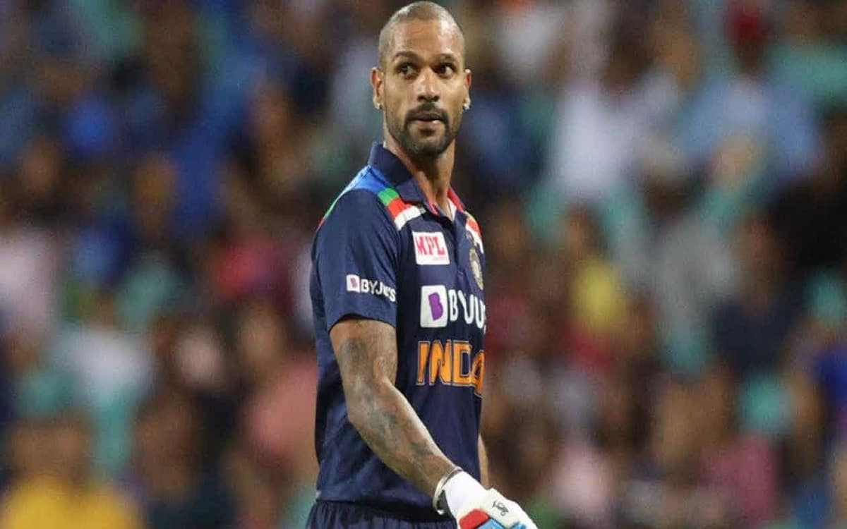 Cricket Image for Shikhar Dhawan May Get The Command Of The Indian Team On The Tour Of Sri Lanka