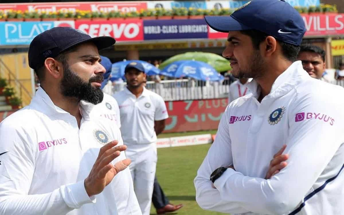 Shubhman Gill takes Virat Kohli's support if he is not well with his mind for advice