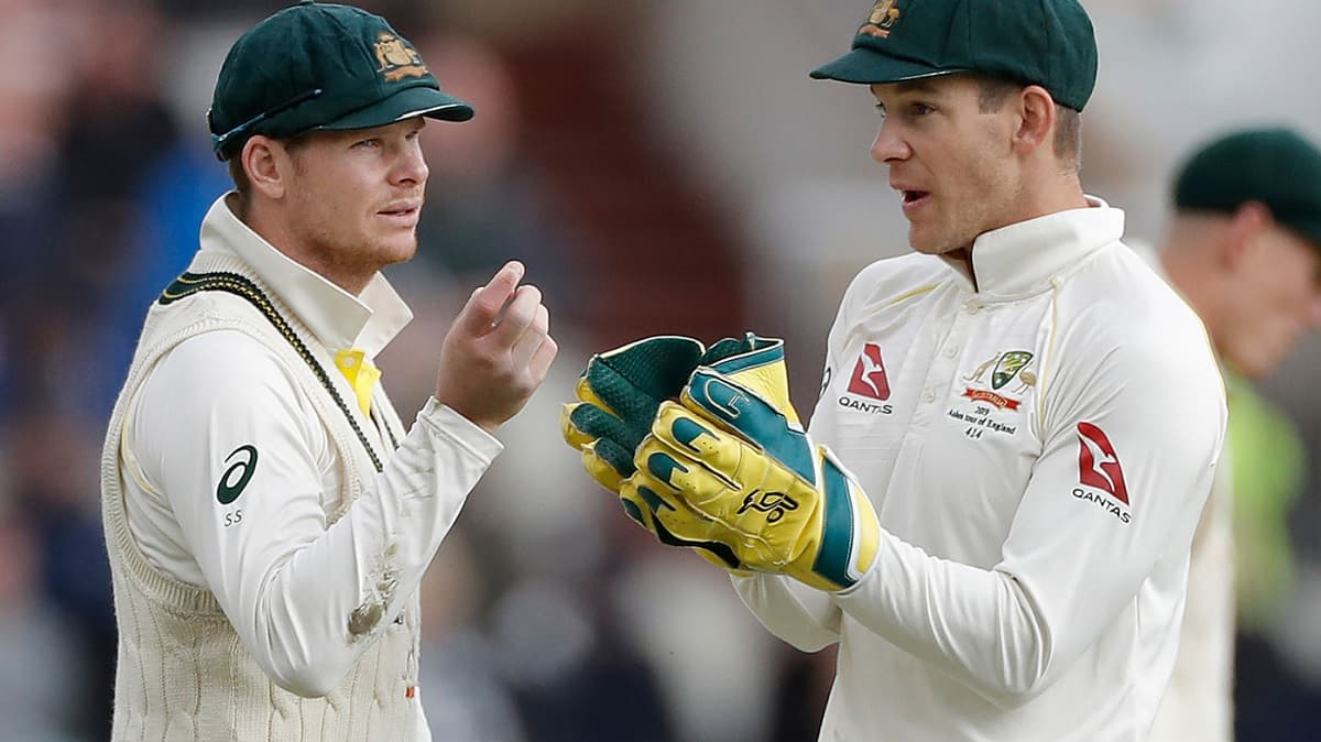 Cricket Image for Would Support Steve Smith If He Becomes Australian Captain Again: Tim Paine
