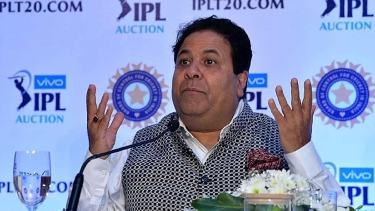 Cricket Image for Some Franchises Weren't That Keen On Continuing, Says BCCI Vice President Rajiv Sh