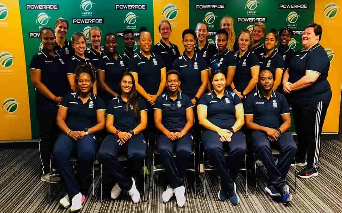 South Africa Women's Team Ready for Zimbabwe Tour, CSA Announces Team