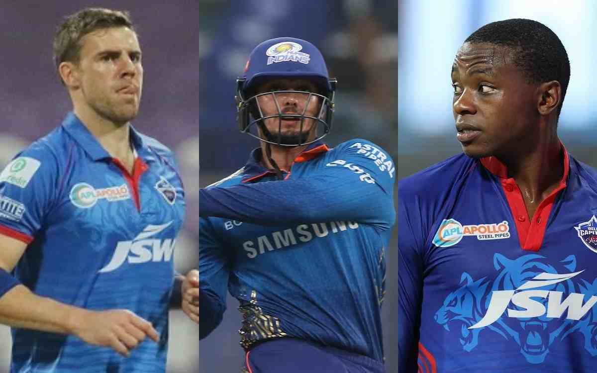 Cricket Image for IPL 2021: South African IPL Players To Return Home, Undergo Quarantine