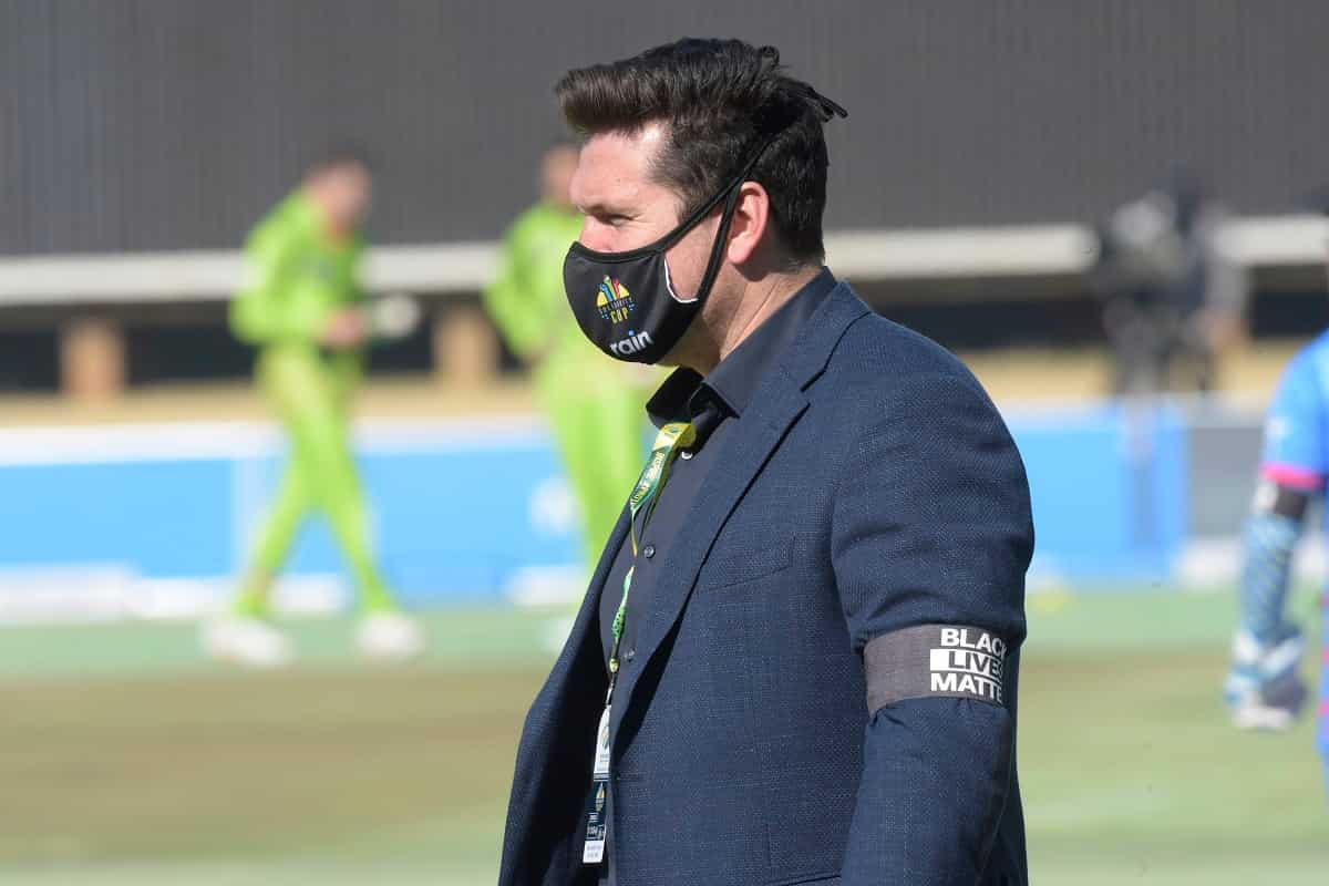 Cricket Image for South African Players Never Felt At Risk In IPL 2021 Bio-Bubble: Graeme Smith