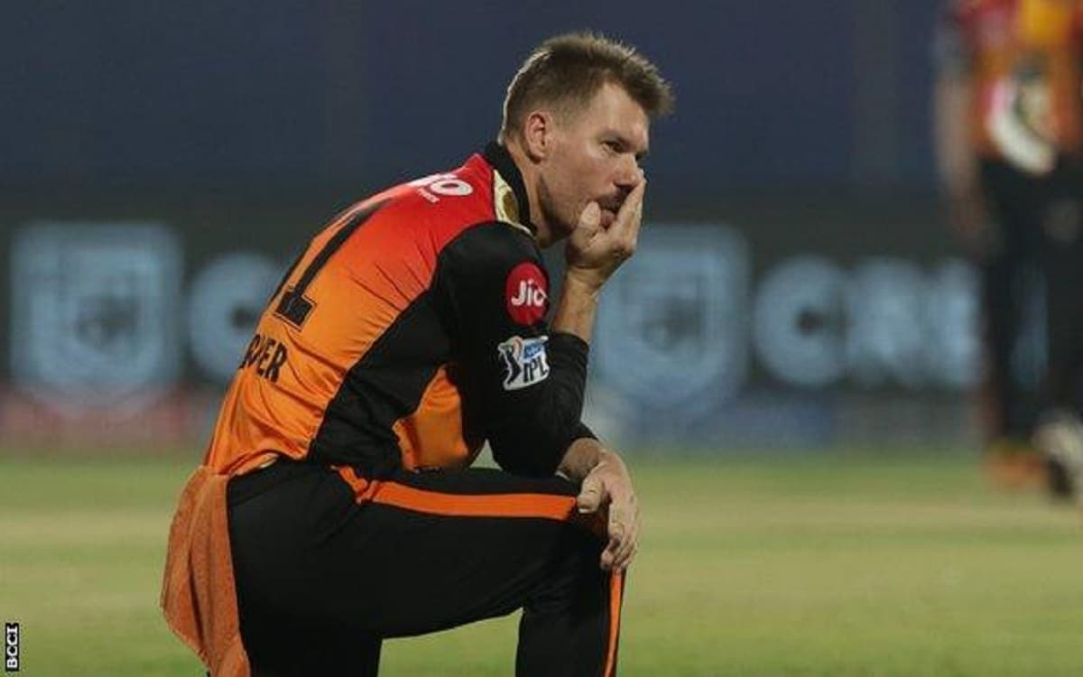 SRH assistant coach Brad Haddin revealed that How David Warner react after loosing captaincy