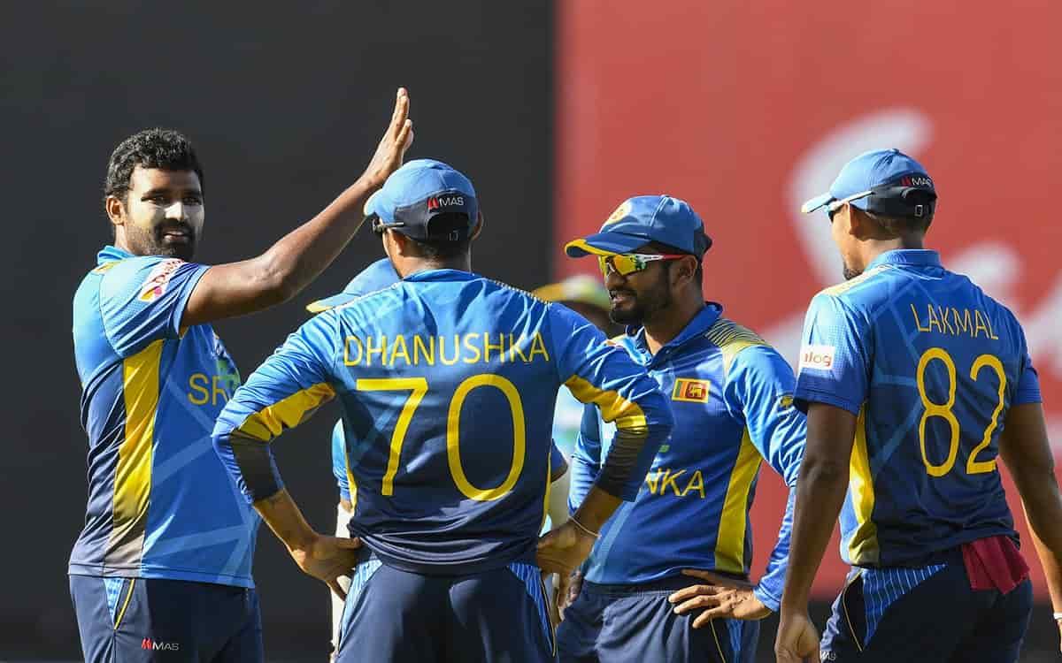 Cricket continues between Corona Havoc Sri Lanka to play 3-match ODI series on Bangladesh tour