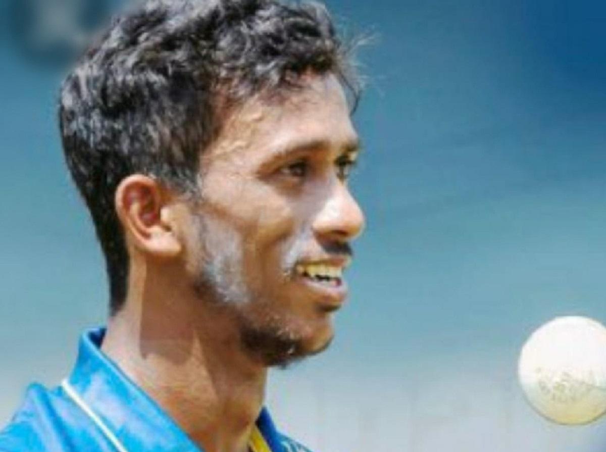 Cricket Image for Sri Lanka Pacer Shiran Fernando Tests Negative For Covid