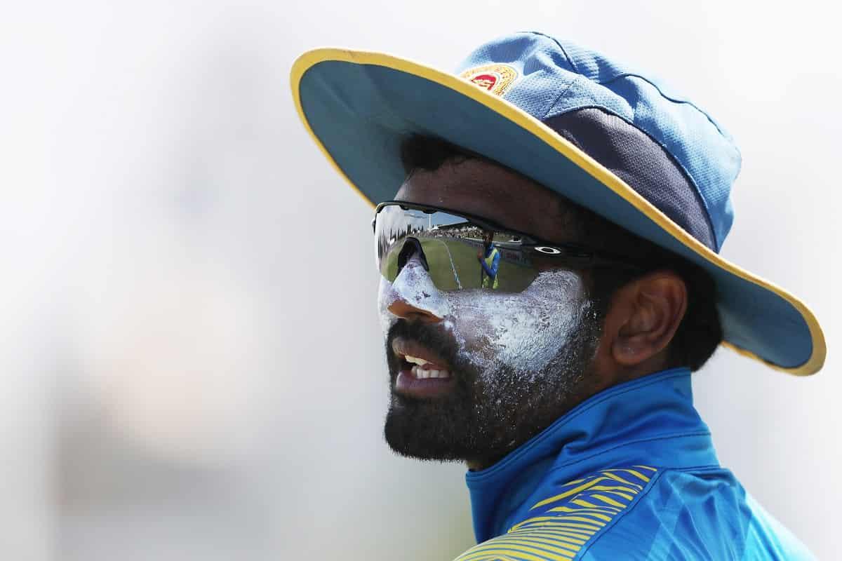 Cricket Image for Sri Lanka's Thisara Perera Announces Retirement From International Cricket