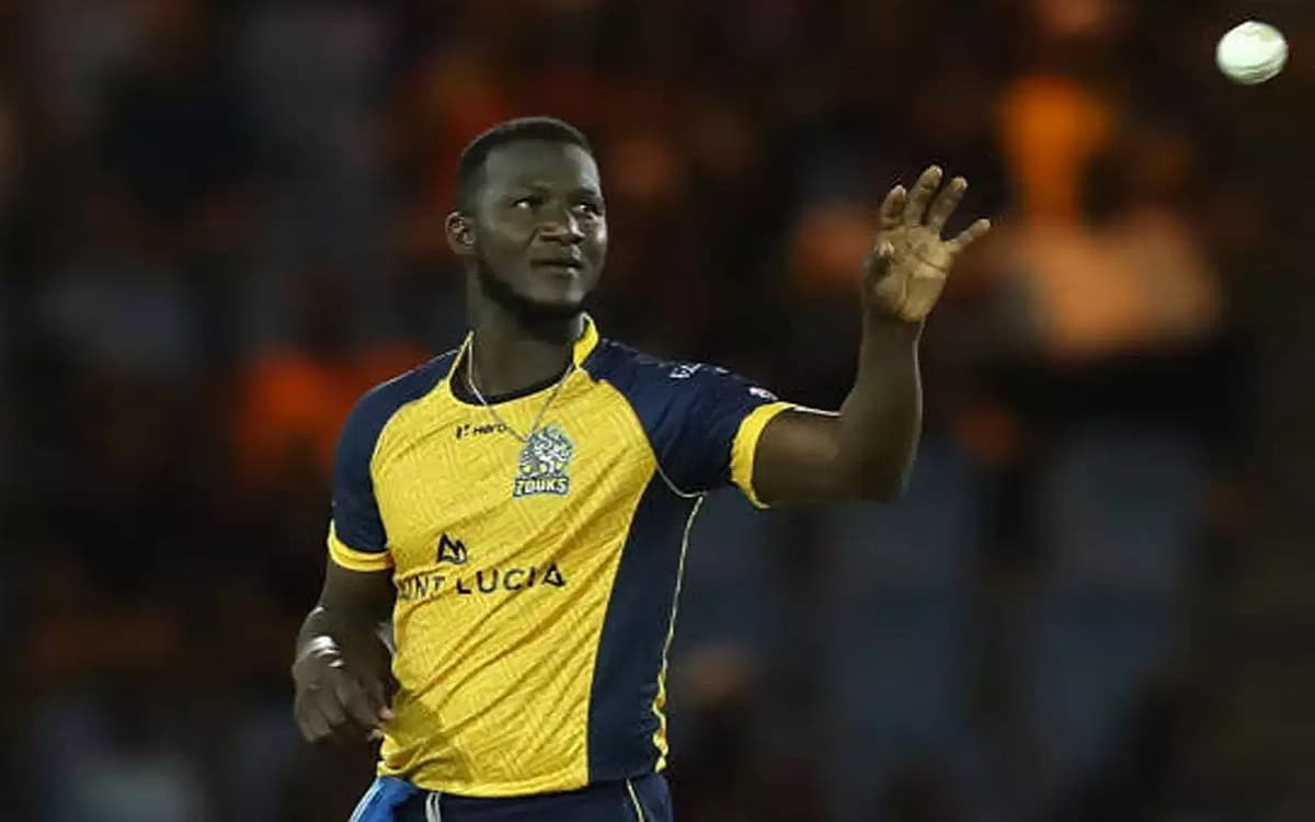 Cricket Image for St Lucia Zouks Give Darren Sammy A New Role For Caribbean Premier League