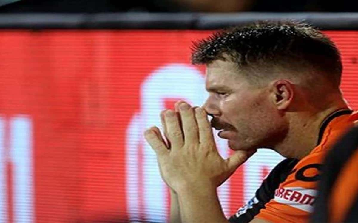 Sunrisers Hyderabad removed David Warner from the captaincy after that team entrusted to Kane Williamson