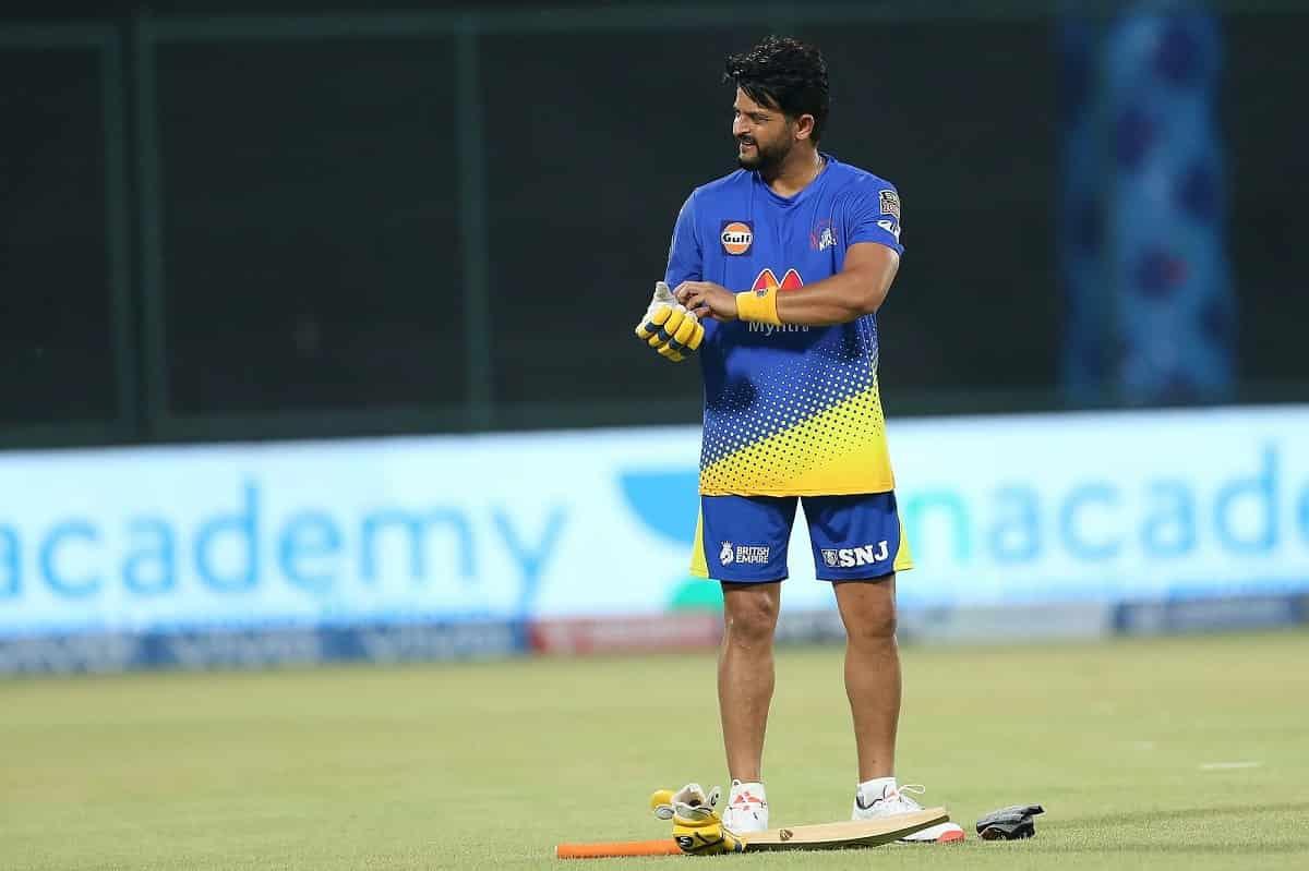 Cricket Image for 'Never Felt So Helpless In Life': Suresh Raina Posts Emotional Tweet Amid Rising C