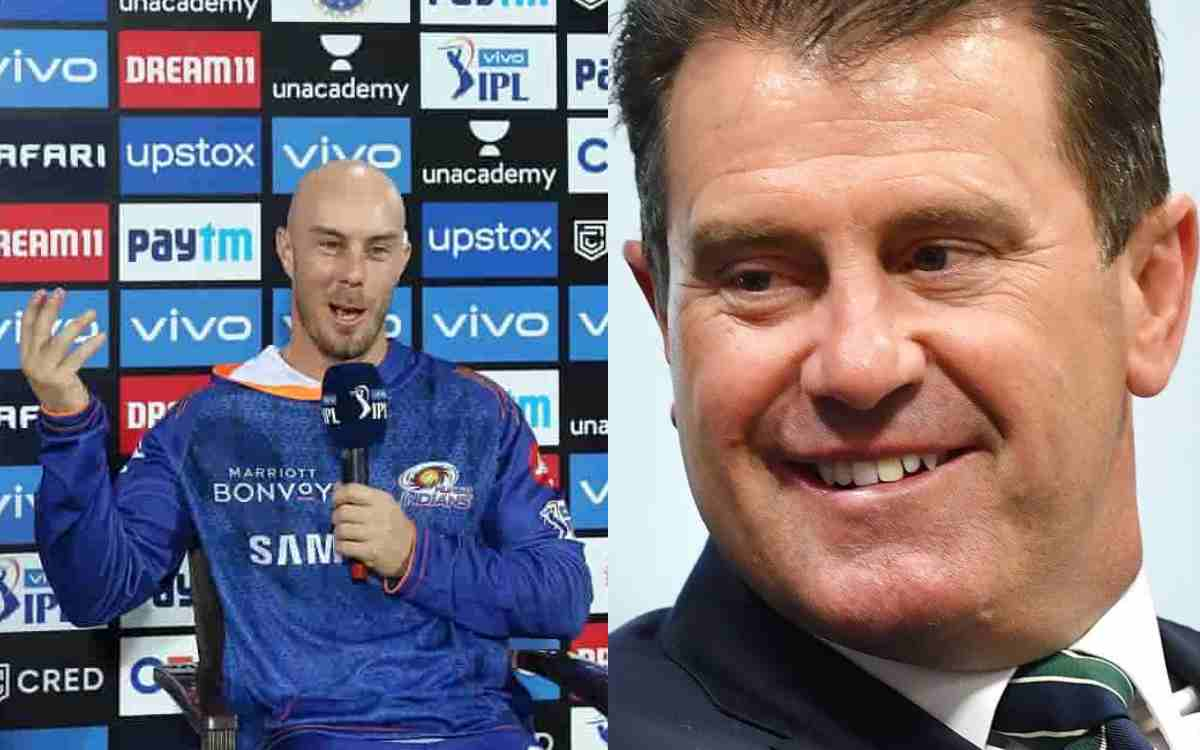 Cricket Image for 'Very Rich': Mark Taylor Disagrees With Chris Lynn's Demand For A Chartered Flight