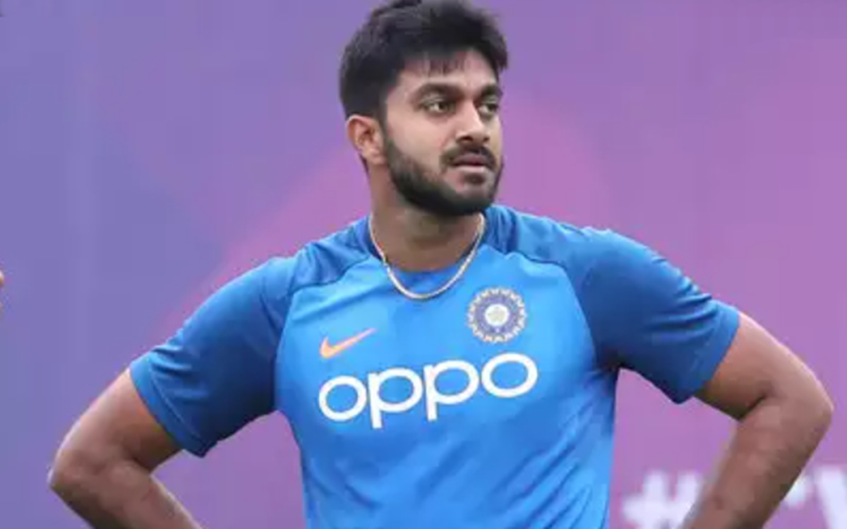 Cricket Image for Team India Allrounder Vijay Shankar Thought About Changing His State Team