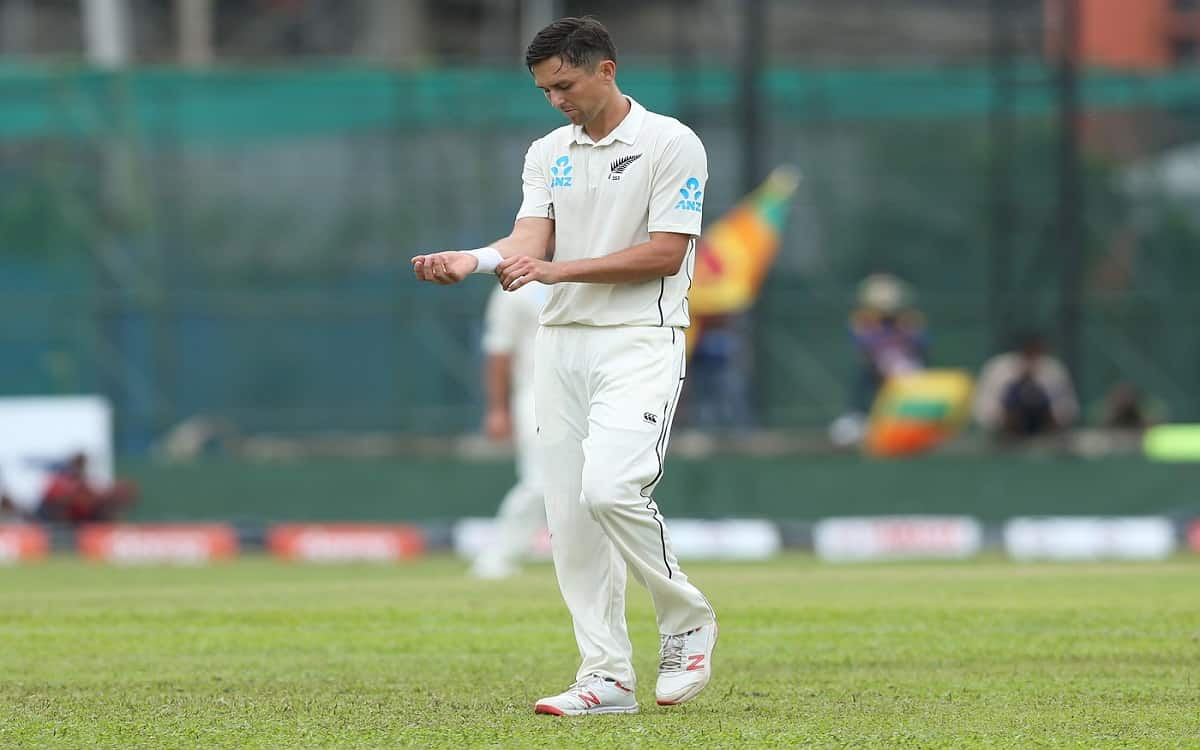 Cricket Image for ENG vs NZ: Trent Boult Likely To Miss Test Series Against England