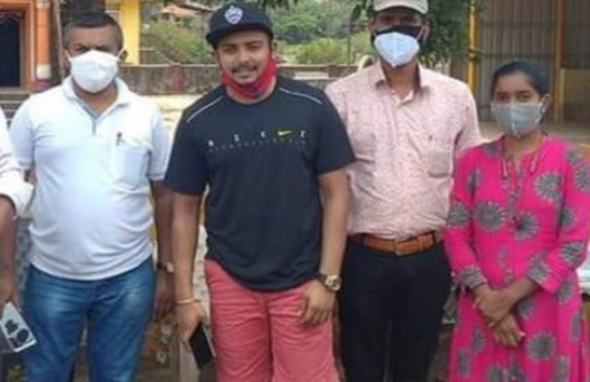 Cricket Image for Twitter Reaction After Prithvi Shaw Stopped By Police On Way To Goa