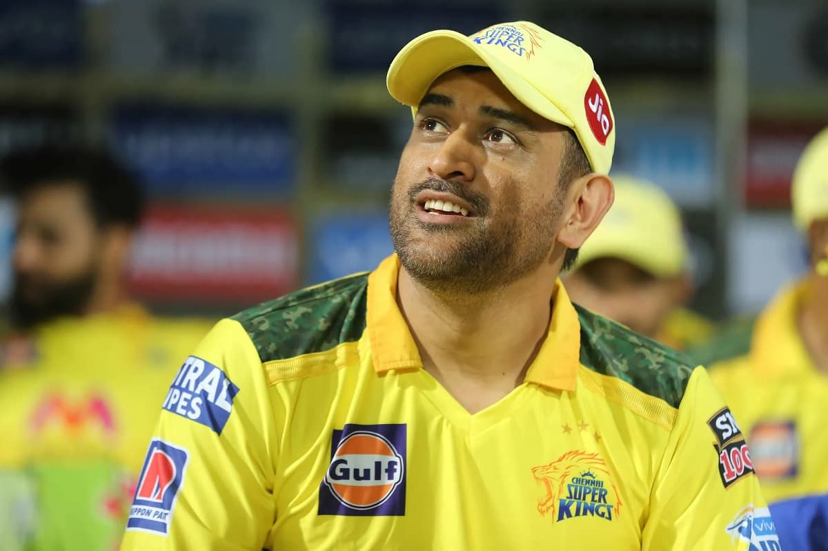 MS Dhoni To Leave Only When His CSK Teammates Reach Home