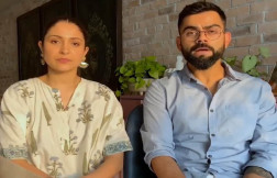 Virat Kohli And Anushka Sharma Raise Funds For Covid-19 Relief