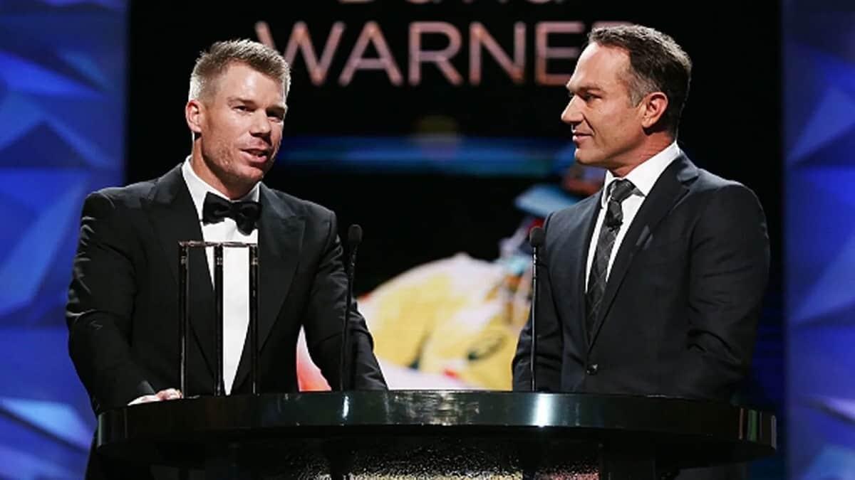 Cricket Image for 'Nothing Happened': Warner, Slater Deny Drunken Bar Brawl In Maldives