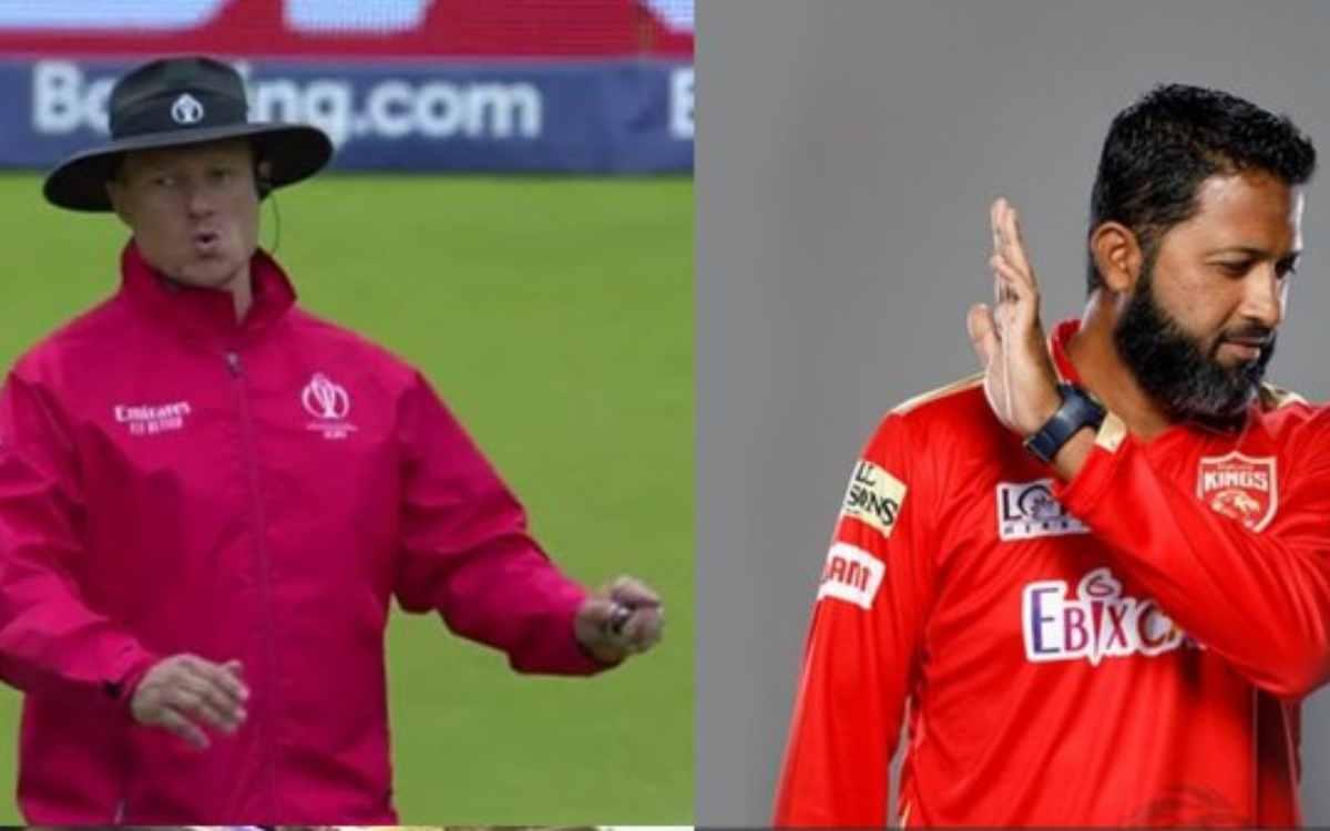 Cricket Image for 'WTC फाइनल में इसे अंपायर मत बनाना', जाफर ने शेयर किया मज़ेदार मीम, बताया किसे बना