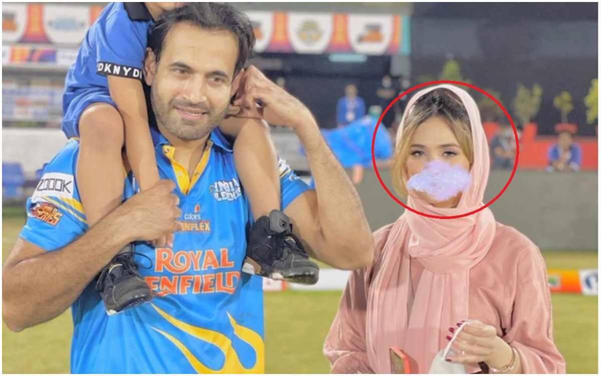 Cricket Image for इरफान की पत्नी सफा बे़ग ने पहली बार तोड़ी चुप्पी, 'Blurr Photo' को लेकर ट्रोलर्स क