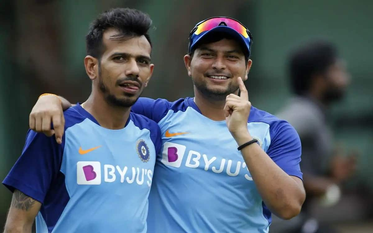 Cricket Image for Yuzvendra Chahal And Kuldeep Yadav Are Unable To Play In The Team Together Because