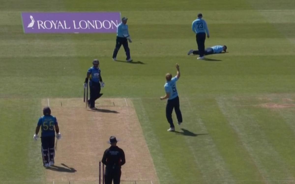 Cricket Image for 'जन्मदिन पर किया डेब्यू और 0 पर हो गया आउट', 24 साल के श्रीलंकाई बल्लेबाज़ की किस्