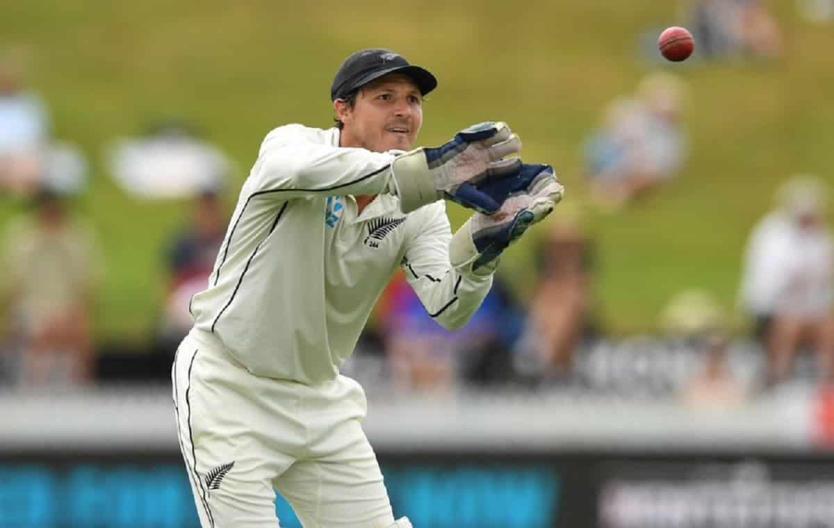 Cricket Image for ENG vs NZ: न्यूजीलैंड को दूसरे टेस्ट से ठीक पहले लगा झटका, बीजे वॉटलिंग चोट के कार