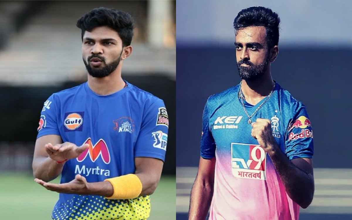 Cricket Image for Team For Sri Lanka: Gaikwad, Unadkat Cases Show IPL Performance Counts More