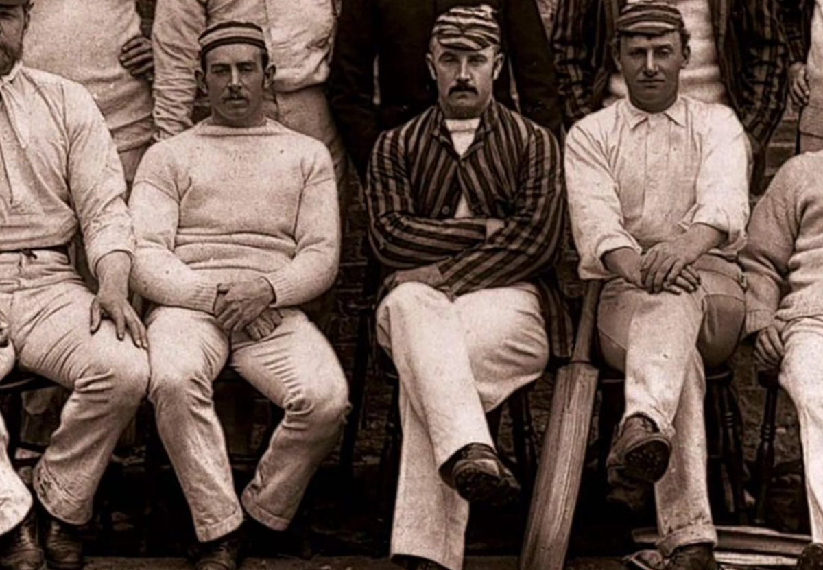 Cricket Image for Charles Bannerman Is The First Player To Score A Century In Test Cricket