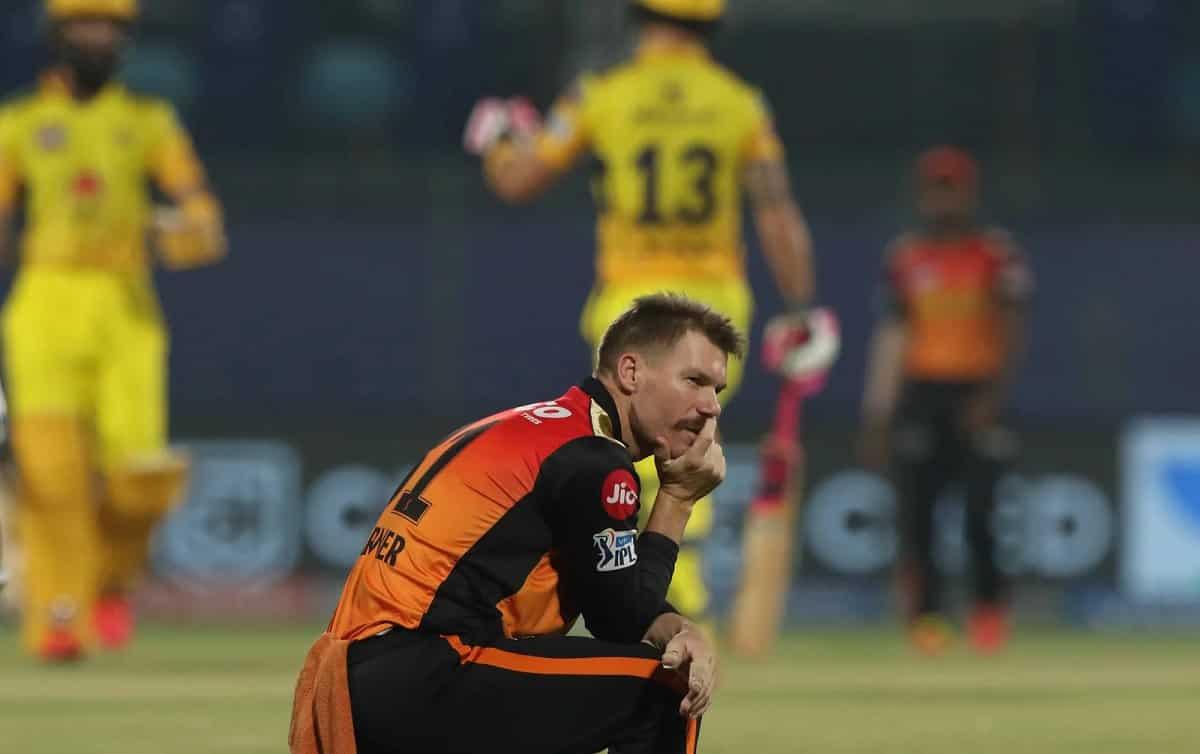 Cricket Image for डेविड वॉर्नर ने IPL से वापस ऑस्ट्रेलिया लौटकर कहा, भारत में हालात भयानक थे