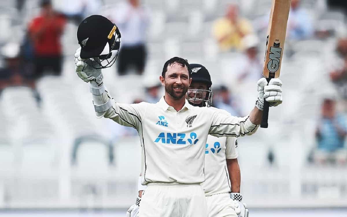 Cricket Image for 1st Test: डेवोन कॉनवे ने ठोका रिकॉर्डतोड़ शतक,इंग्लैंड के खिलाफ न्यूजीलैंड ने पहले