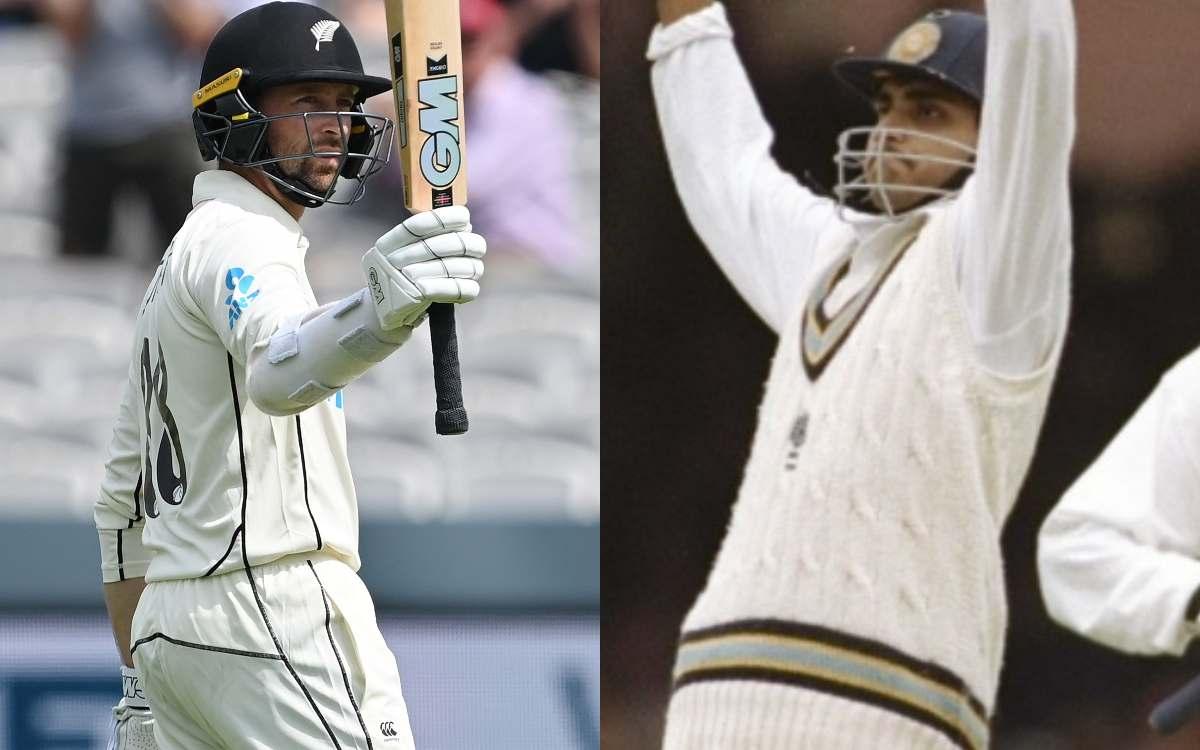 Cricket Image for डेवोन कॉन्वे ने तोड़ा सौरव गांगुली का 25 साल पुराना रिकॉर्ड,2017 में साउथ अफ्रीका