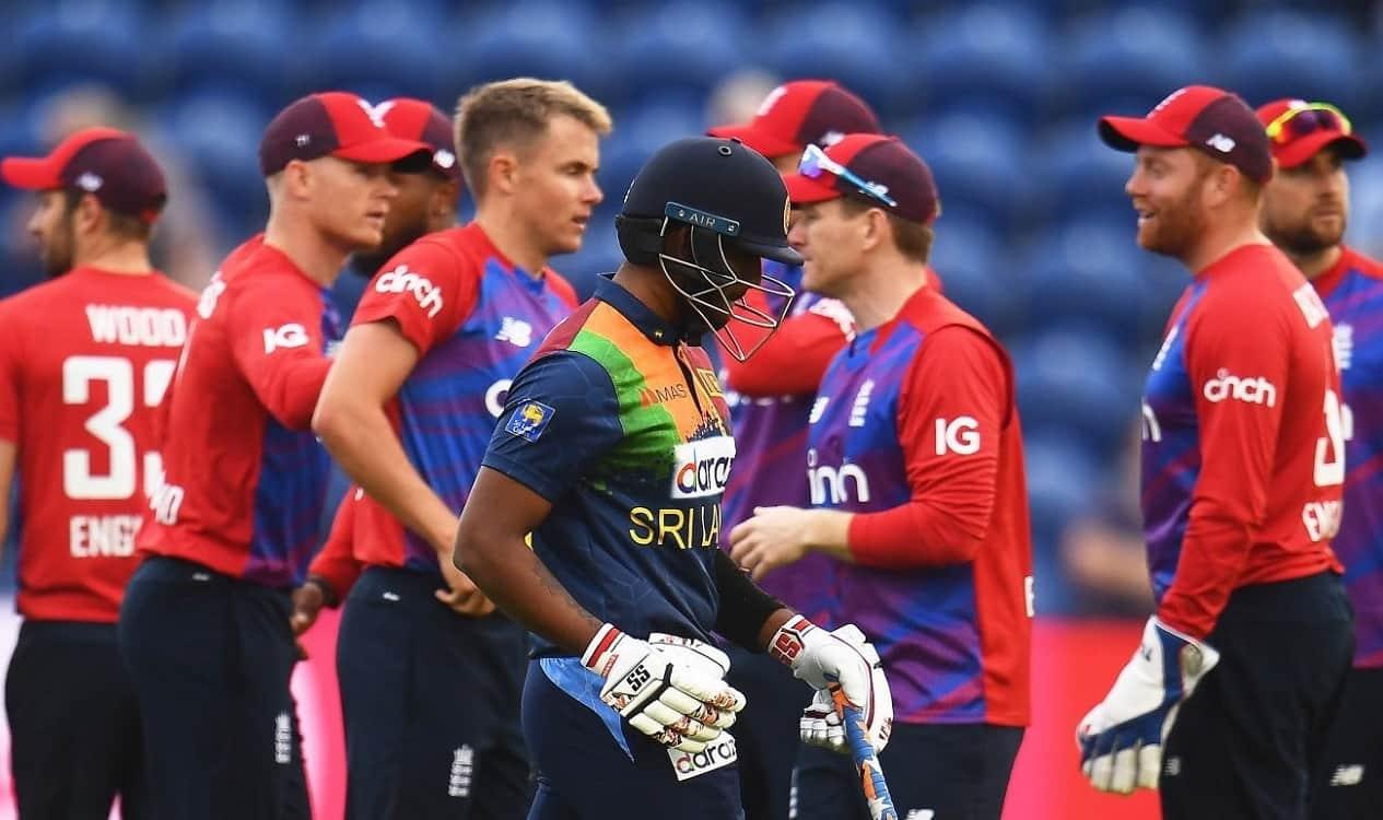 Cricket Image for ENG vs SL: इंग्लैंड ने तीसरे टी-20 में श्रीलंका को 89 रनों से रौंदा, मलान-बेयरस्टो