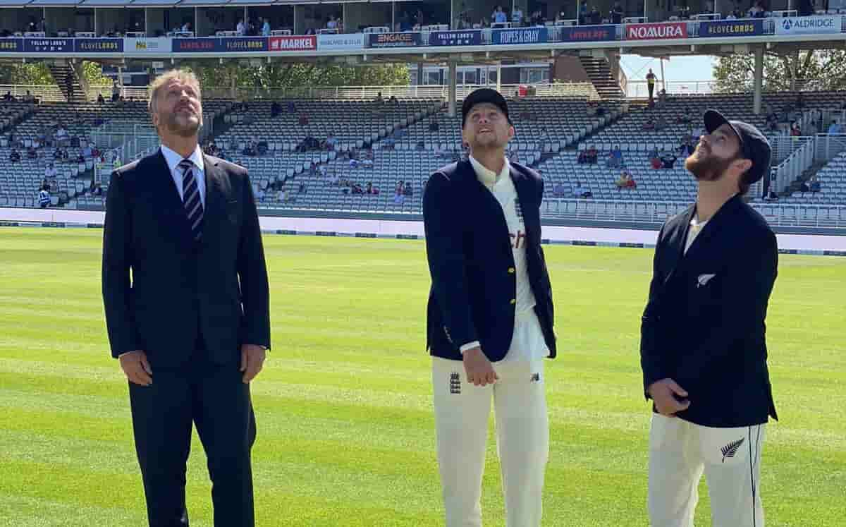 New Zealand opt to bat first against England in first test
