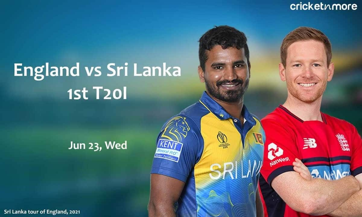 England vs Sri Lanka, 1st T20I – Prediction, Fantasy XI Tips & Probable XI