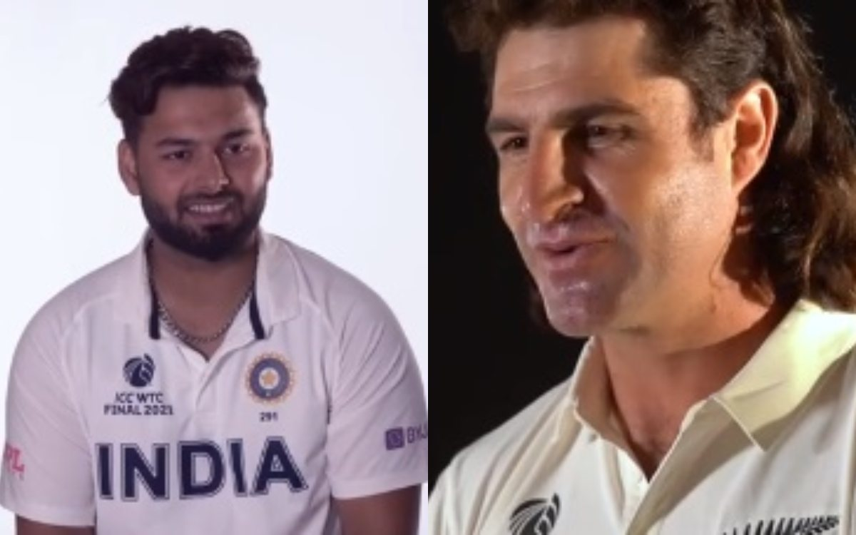 Cricket Image for From Rishabh Pant To Colin De Grandhomme Players Named Their Favorite Test Player