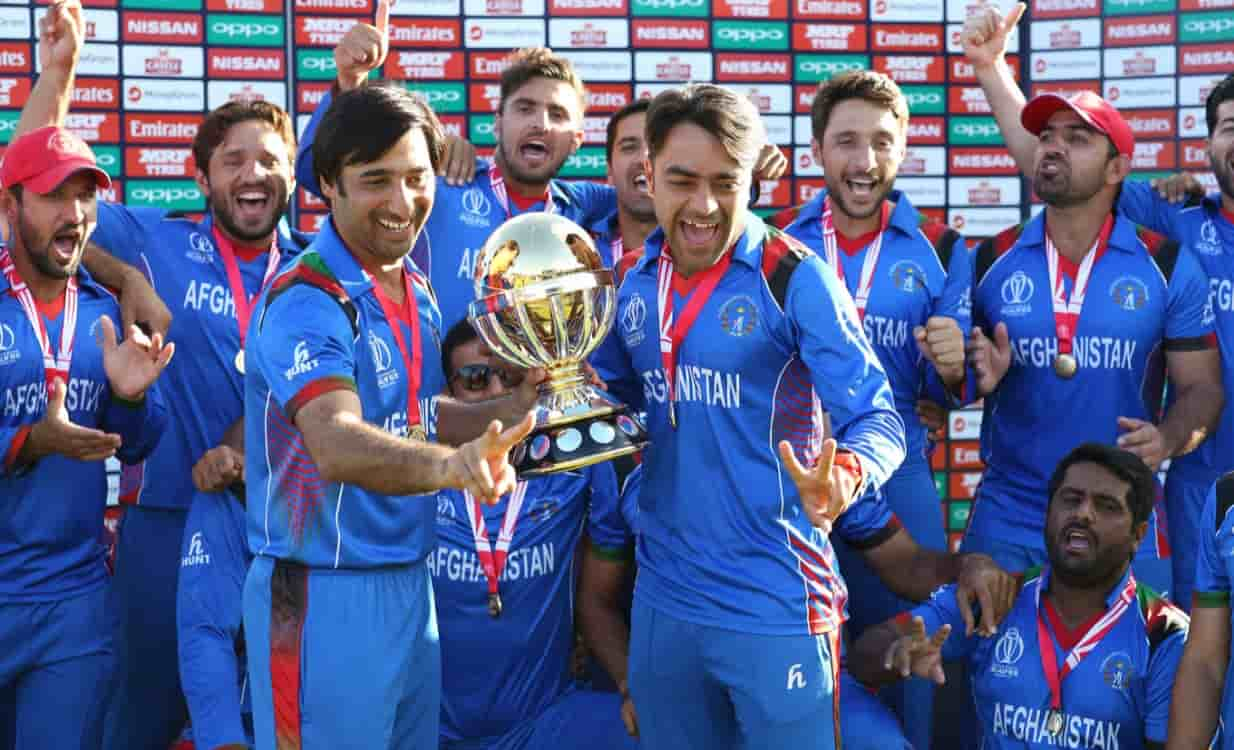 Afghanistan remove skipper after Test loss to Zimbabwe