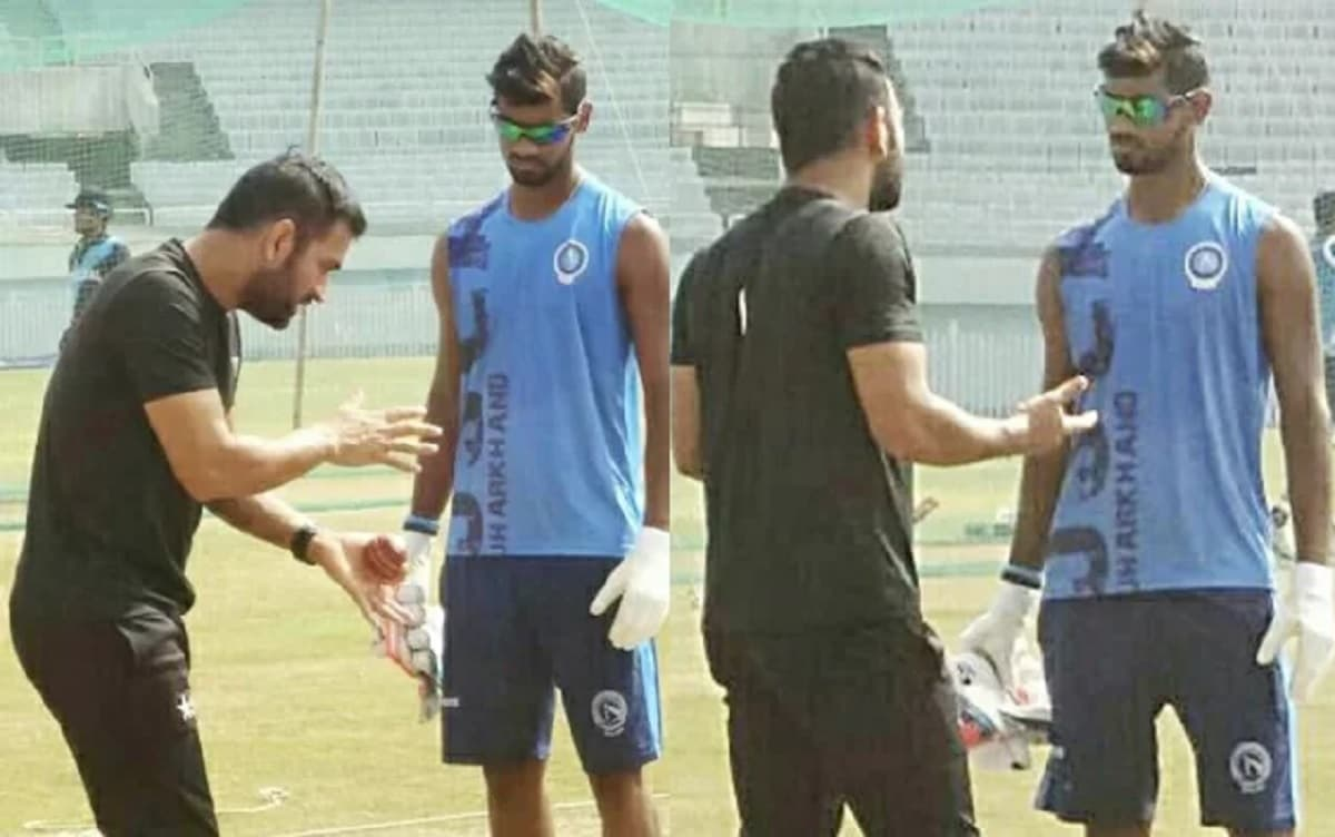 I want to take MS Dhoni's legacy forward, Jharkhand wicketkeeper Sumit Kumar stresses legend's influ