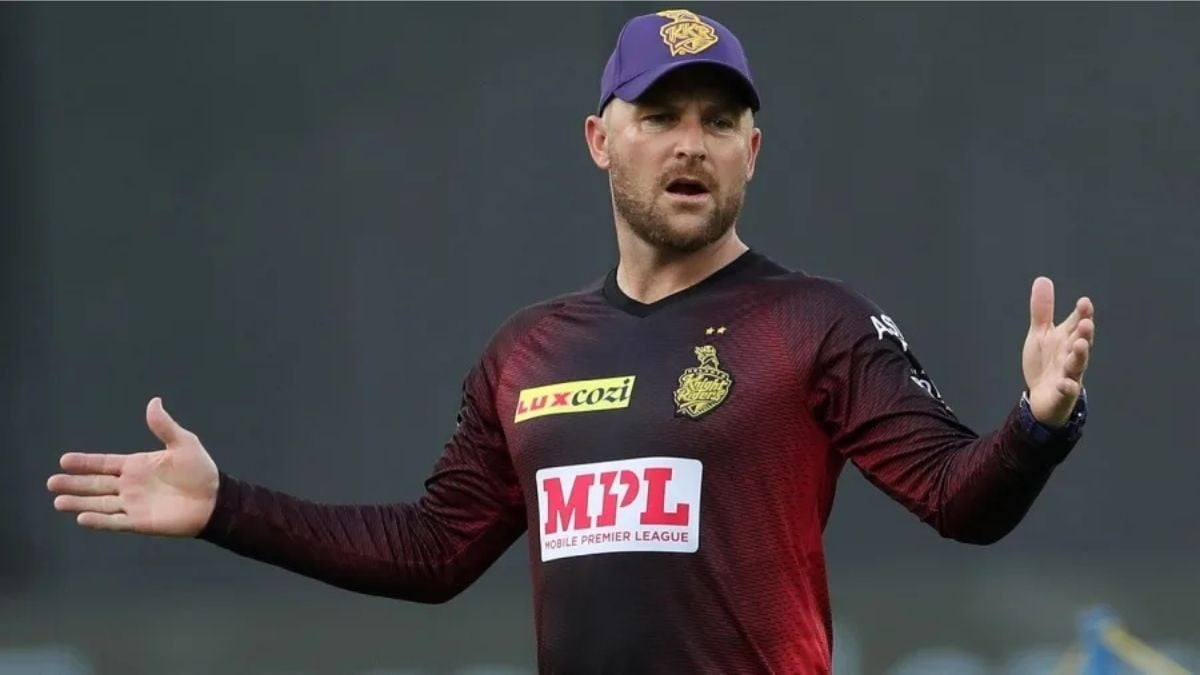 IPL 2021 Brendon McCullum on KKR missing the services of Pat Cummins and Eoin Morgan in IPL 2021