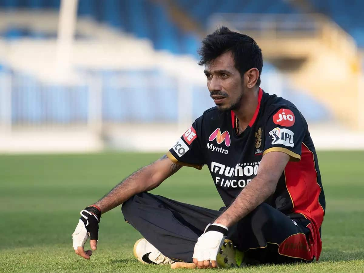 If not RCB, I would like to play for CSK in the IPL, Says Yuzvendra Chahal