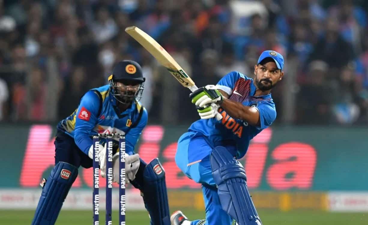 India Sri Lanka ODI & T20 Series