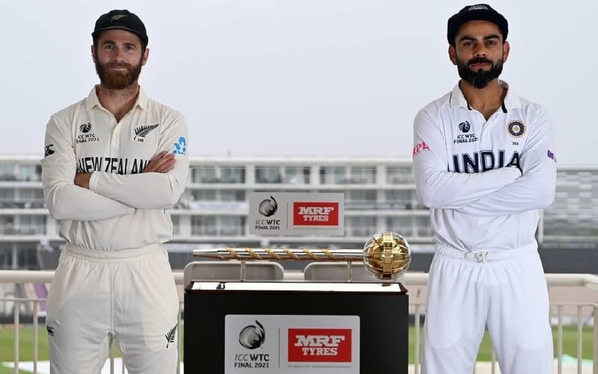 New Zealand opt to bowl first against India in WTC Final